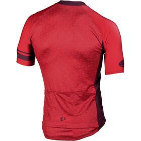 PEARL iZUMi Elite Pursuit LTD Shortsleeve Jersey Men chain rogue red/ port